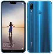 Huawei Nova 3e. Новый, 64 Гб, Синий, Черный, 4G LTE