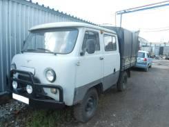 УАЗ 39094 Фермер. УАЗ-39094 фермер тентованный, 2 980куб. см., 1 900кг.