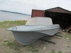 Казанка-5М. 1987 год год, длина 4,50м., двигатель без двигателя