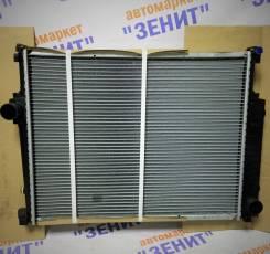 Радиатор охлаждения двигателя. BMW M3, E36 BMW 7-Series, E32, E32/2 BMW 3-Series, E36, E36/2, E36/2C, E36/3, E36/4, E36/5 BMW 5-Series, E34 Двигатели...