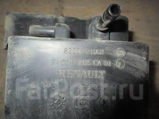 топливный фильтр на renault clio symbol k4j