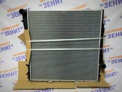 Радиатор охлаждения двигателя. BMW X5, E53 M57D30TU, M62B44TU, N62B44, N62B48
