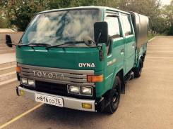 Toyota Dyna. Продам грузовик Toyota DYNA один хозяин., 3 000куб. см., 1 500кг.