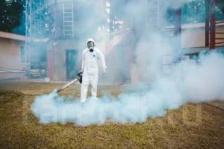 Дезинфекция, дератизация, дезинсекция, фумигация, сухой туман
