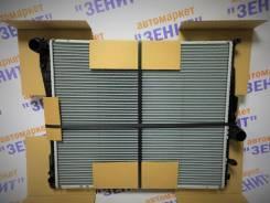 Радиатор охлаждения двигателя. BMW X3, E83 Двигатели: B58B30, M54B30, N52B25, N52B30, N55B30