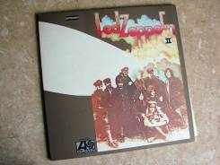 Виниловая пластинка Led Zeppelin II, Япония