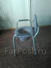 Кресла-туалеты.