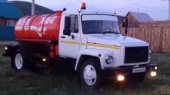 ГАЗ 3309. Газ 3309 дизель ассенизаторская машина, 4 750куб. см.