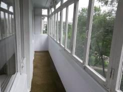 1-комнатная, улица Пролетарская 4. район Таксопарка, частное лицо, 33кв.м. Вид из окна днем