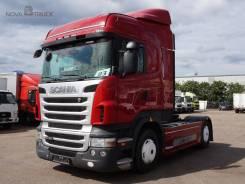 Scania R420. Седельный тягач Scania R 420, 11 705куб. см., 10 780кг.