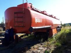 ГРАЗ. Продается полуприцеп цистерна САТ-110, 39 000кг.