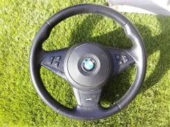 Руль. BMW 5-Series, E60 Двигатели: N52B25, N52B25OL, N52B25UL