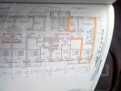 3-комнатная, улица Совхозная 65 стр. 1. Железнодорожный, частное лицо, 60кв.м.