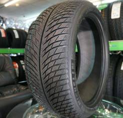 Michelin Pilot Alpin 5. Зимние, без шипов, без износа, 4 шт. Под заказ