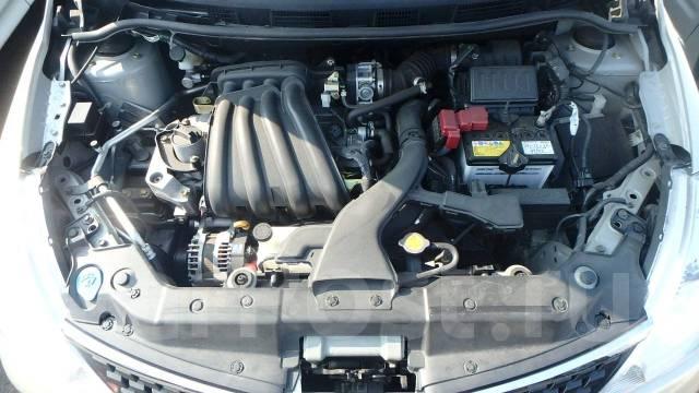 Nissan Tiida. NC11, HR15
