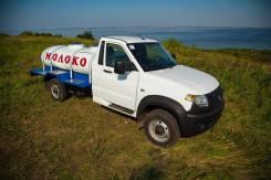 Молоковоз УАЗ-290513. Под заказ