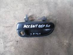 Ручка двери внешняя. Hyundai Accent, LC, LC2 Hyundai Verna Двигатели: D3EA, G4EA, G4EB, G4ECG, G4EDG, G4EK
