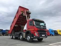 Volvo. Cамосвал FMX 2017 года, 12 800куб. см., 31 586кг.