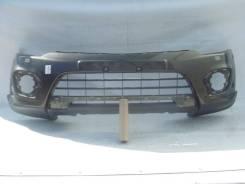 Бампер. Mitsubishi Pajero Sport, KH4W, KH6W Двигатели: 4D56, 6B31