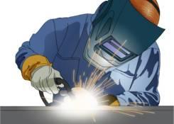 Сварочные работы любой сложности; ремонт радиаторов, глушителей.