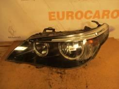 Фара. BMW M5, E60, E61 BMW 5-Series, E60, E61