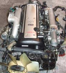 Двигатель в сборе. Toyota: Crown, Verossa, Soarer, Chaser, Mark II Wagon Blit, Crown Majesta, Mark II, Cresta, Land Cruiser Prado, Supra Двигатели: 1J...