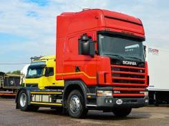 Scania R420. Седельный тягач 2004 г/в, 10 450кг., 4x2