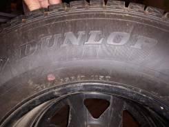 Dunlop Grandtrek Ice02. Зимние, шипованные, 2017 год, 5%, 4 шт
