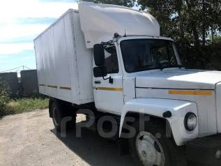 ГАЗ 3309. Продаю Газ 3309 Будка 2012 г, 5 000кг., 4x2