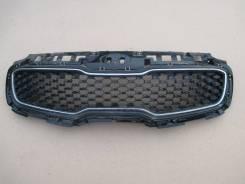 Решетка радиатора. Kia Sportage, QL Двигатели: D4FD, D4HA, G4FG, G4FJ, G4NA