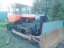 Вгтз ДТ-75. Продам ДТ-75 с бульдозерным отвалом