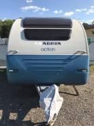 Adria Action. Жилой прицеп Action 360L автоприцеп автодом