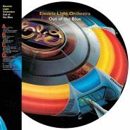 2LP, Electric Light Orchestra – Out of the Blue -Picture Disc, UK & EU