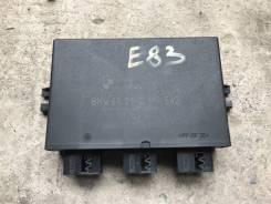 Блок управления парктроником. BMW X3, E83 BMW X5, E53