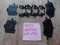 Пружина прижимная тормозной колодки. Toyota: Ipsum, Voxy, Picnic, Picnic Verso, Noah, Avensis Verso Двигатели: 2AZFE, 1AZFSE, 1AZFE, 1CDFTV