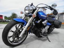 Yamaha XVS 950. 950куб. см., исправен, птс, без пробега