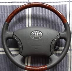 Руль. Toyota: Avalon, Aristo, Celsior, Camry Gracia, Granvia, Avensis, Camry, Hiace, Brevis, Alphard, Estima, Avensis Verso, Chaser, Corolla, Cresta...