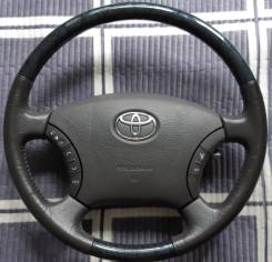 Руль. Toyota: Avalon, Aristo, Celsior, Camry Gracia, Avensis, Camry, Land Cruiser Prado, Highlander, Brevis, Alphard, Avensis Verso, Chaser, Corolla...
