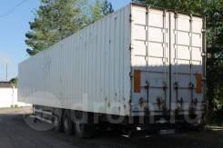 Meusburger Новтрак SG-240ST. Полуприцеп фургон цельнометалический SG240ST, 29 000кг.