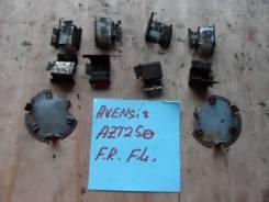 Пружина прижимная тормозной колодки. Toyota Avensis, ADT250, ADT251, AZT250, AZT250L, AZT250W, AZT251, AZT251L, AZT251W, AZT255, AZT255W, CDT250, ZZT2...