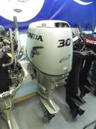 Honda. 30,00л.с., 4-тактный, бензиновый, нога S (381 мм), 2005 год год