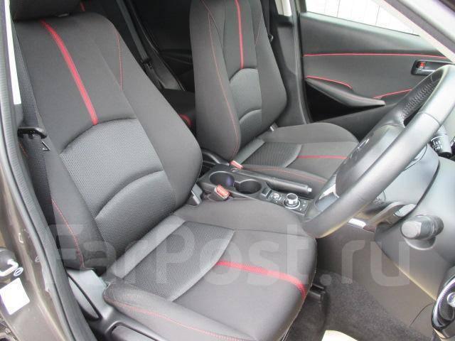 Mazda Demio. вариатор, передний, бензин, б/п. Под заказ