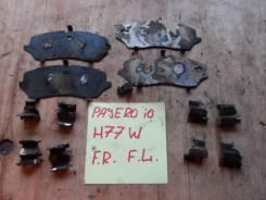 Пружина прижимная тормозной колодки. Mitsubishi: Pajero Mini, Pajero Junior, Pajero, Pajero Pinin, Pajero iO, Montero Двигатели: 4A30, 4A31, 4G18, 4G9...