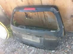 Крышка багажника. Toyota Highlander