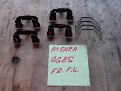Пружина прижимная тормозной колодки. Mazda Atenza, GG3P, GG3S, GGEP, GGES, GY3W, GYEW