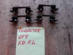 Пружина прижимная тормозной колодки. Subaru Forester, SF5, SF9 Subaru Legacy, BD5, BD9, BE5, BE9, BEE, BG5, BG9, BGC, BH5, BH9, BHC, BHE Subaru Imprez...