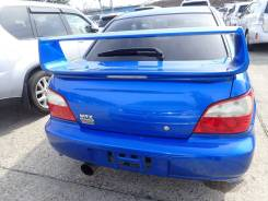 Защита стоп-сигнала. Subaru Impreza WRX STI, GD, GDB