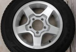 "Suzuki. 5.5x16"", 5x139.70, ET22, ЦО 108,1мм."