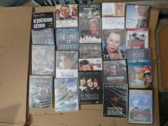 DVD диски 120 шт одним лотом