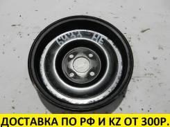 Шкив помпы. Daihatsu Charade, G200S, G203S, G213S Daihatsu Pyzar, G303G, G313G Daihatsu Charade Social, G203S, G213S Двигатели: HCE, HEEG
